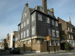 Victoria School of English Londra